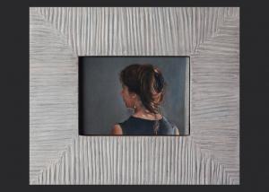 matiz de sombra. óleo sobre lienzo. 2006. 14.5x20cm